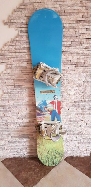 snoubord zhenskij в Кыргызстан: Сноуборд с креплениями. Б/у, состояние отличное, доска фирмы К2, длина
