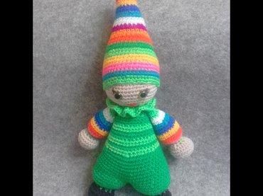 Вязанная игрушка в Бишкек