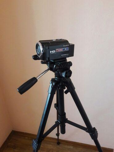 продам видеокамеру в Кыргызстан: Продам видеокамеру Sony HDR- XR 260. Состояние отличное пользовались