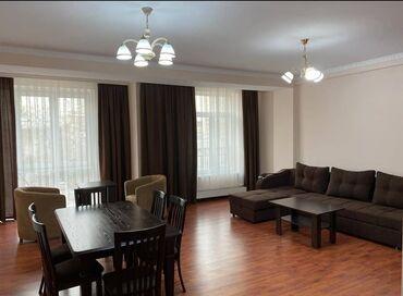 квартира на долгий срок в Кыргызстан: Сдается квартира: 3 комнаты, 125 кв. м, Бишкек
