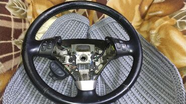 Руль honda odyssey rb1, потёртый, кнопки в идеальном состоянии