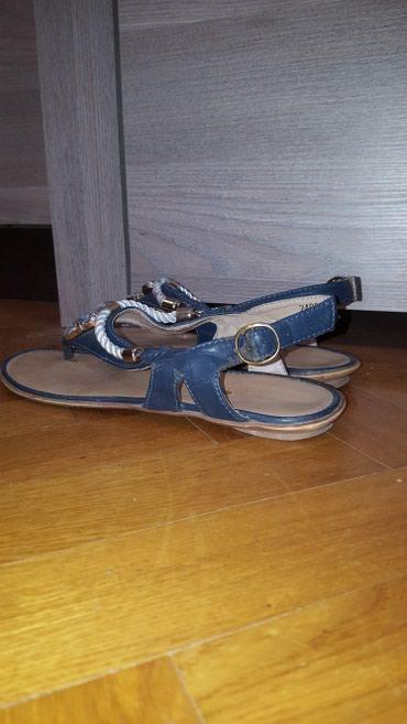 Lepa zenska sandala. ocuvana. Broj 40, gaziste 25cm. - Vrsac - slika 3