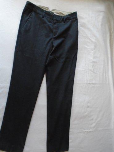 Elegantne sive pantalone za dame, od tanjeg, finog štofa JAKE*S, meni - Beograd