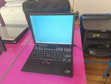 Отличный дешёвый ноутбук IBM Процессор Intel Celeron 2.00GhzОЗУ 496 МБ