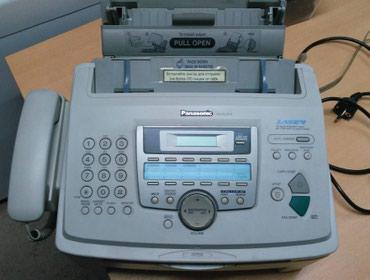 Продаю факсимильный аппарат Panasonic в Бишкек