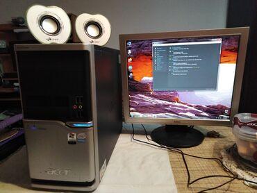 Acer z110 - Srbija: Brand name kućište AcerMatična ploča Gigabyte 945GCM-S2L socket 775 sa