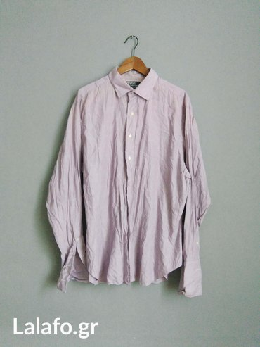 Ralph lauren ανδρικο επωνυμο πουκαμισο 100% σε Central Thessaloniki