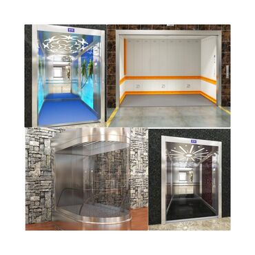 Лифты и лифтовое оборудование из Турции.Монтаж лифтов, ремонт лифтов