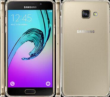 Samsung 8190 - Азербайджан: Б/у Samsung Galaxy A5 2016 16 ГБ Золотой