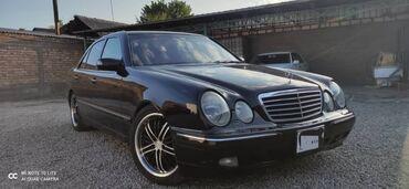 Mercedes-Benz E-Class 2.4 л. 2001