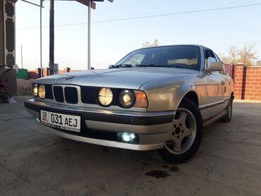 BMW 5 series 2.5 л. 1992 | 32536 км