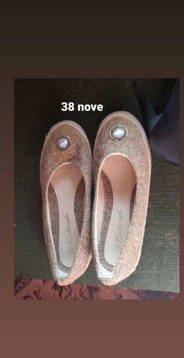 Letnja obuća brojevi na slici novo ne korišćeno