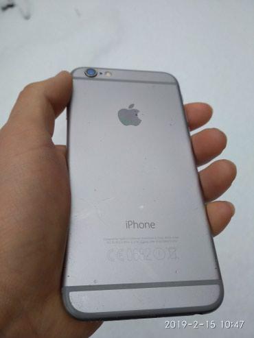 Продаю iphone 6/64 в Бишкек