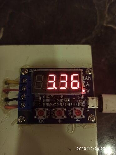 зарядное устройство 18650 в Азербайджан: ZB2L3 18650 li-ion batareya testeri.15V 3 A qədər akkumulyatorlarin