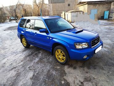 Рено универсал - Кыргызстан: Subaru Forester 2 л. 2004