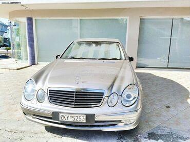 Mercedes-Benz E 200 1.8 l. 2004 | 98000 km