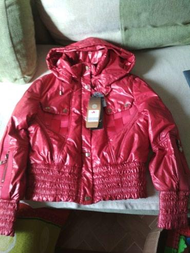 Новая деми куртка женская. на 46 размер. в Бишкек