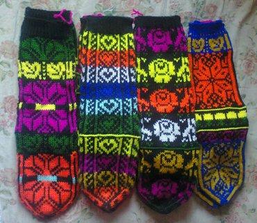 Продаю вязаные носочки. в Бишкек