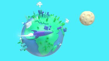 жарнама в Кыргызстан: 3d анимационные ролики