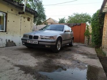Bmw x3 xdrive20i mt - Кыргызстан: BMW 3 series 1.6 л. 1999 | 268000 км