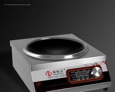 Индукционная плита (вок)дополнит в Бишкек