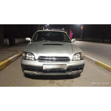 субару легаси бишкек цена в Ак-Джол: Subaru Legacy 2 л. 2000 | 307924 км