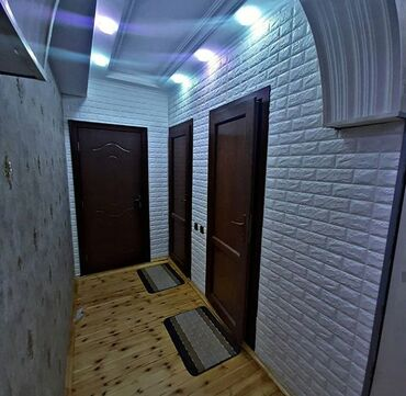 3D görünüşlü 3D Panel Dekor Divar Kagizlari Arxasi Özü Yapisqandi