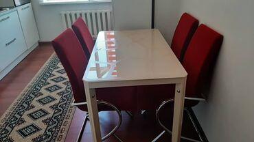 stol ot shvejnoj mashinki в Кыргызстан: Срочно продаётся стол Калёное стекло (Торг уместен)