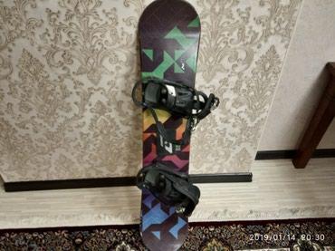 Сноуборды - Кыргызстан: Сноуборд Elan Universe 2011/2012  Для кого: Детский•Назначение: All