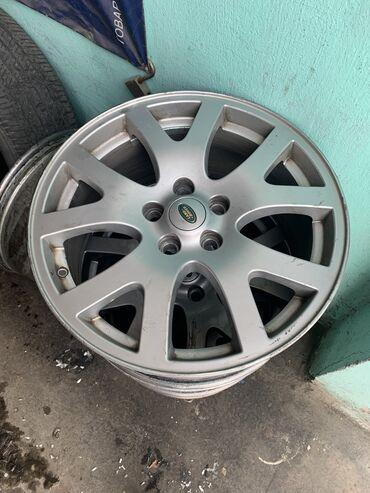 диски r19 в Кыргызстан: Продаю оригинальные диски Range Rover sport R19 Хорошее состояние, не