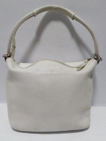 ANTONI ITALY kožna torba prirodna vrhunska mekana kvalitetna