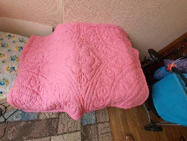 Новое детское шерстяное одеяло. Не пользовались. 133×175 одно одеяло в Gəncə