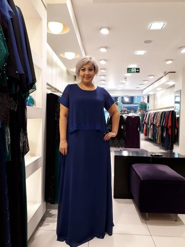 Платье вечернее, для молодых дам! в Бишкек