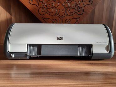 - Azərbaycan: HP DeskJet D1460 PrinterAğ-Qara və Rəngli çap printeriKabelləri ilə