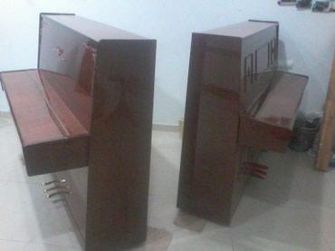 Gəncə şəhərində Gəncədə  Piano Satilir  Belarus  Uc Pedall Təzə ideal vəziyyətdə