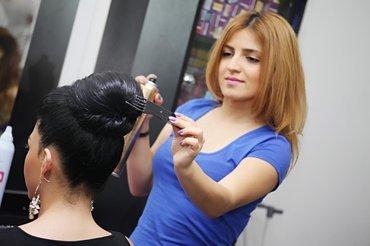 Bakı şəhərində Sabunçuda işlək ərazidə gözəllik salonuna saç ustası ve qaş üz almağı