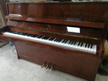 Пианино, фортепиано - Кыргызстан: Пианино PETROF (Чехия)3 педалиМеханика отрегулирована в отличном