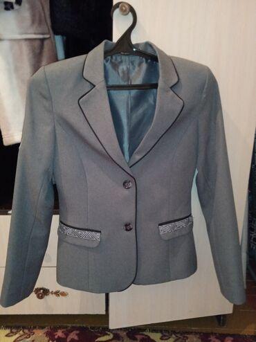 Школьный женский пиджак и жилетПиджак новыйЖилет б/у Цена Общий 500