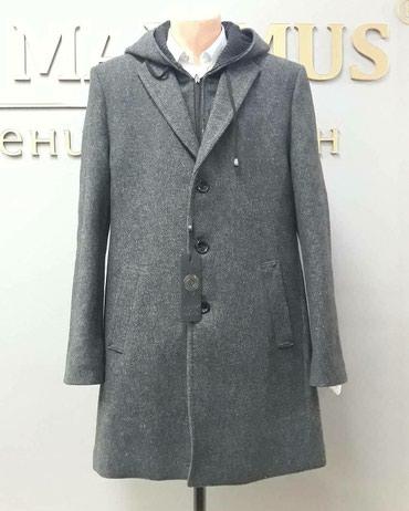 """Пальто """"Briliant"""" со съёмным камюшоном. в Бишкек"""
