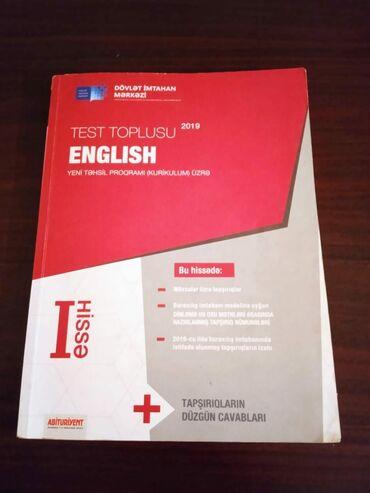 10147 elan | KITABLAR, JURNALLAR, CD, DVD: Английский язык сборники 1 и 2 часть,тесты новые