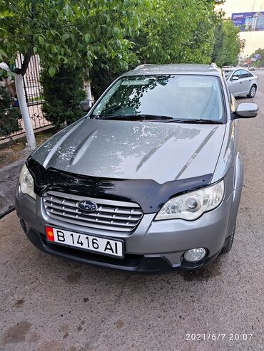 Транспорт - Ош: Subaru Outback 2.5 л. 2006 | 226000 км