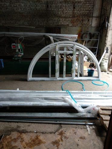 Ремонт пластиковых окон и дверей любой сложности  в Бишкек