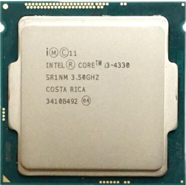 I3-4330,LGA 1150, 2ядра-4потока