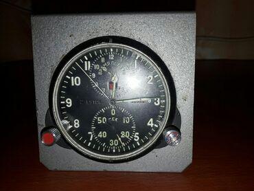 Авиационные часы АЧС 1.Состояние хорошее,рабочие