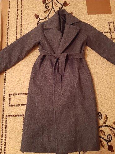 Женские пальто в Кыргызстан: Новое пальто(зима) размер л (оверсайз)сидит свободно. ТУРЦИЯ!или обмен