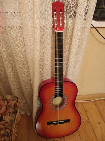 gitara i saksofon в Азербайджан: Gitara klassik Simli Həvəskar Gitara