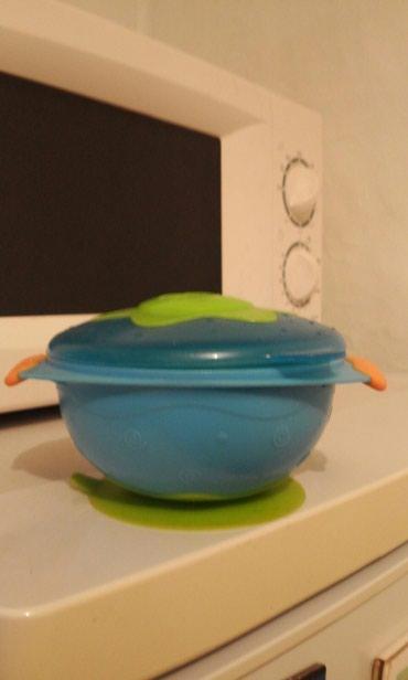 Nuby, посуда на присоске. в Бишкек