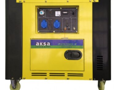 Aksa generator