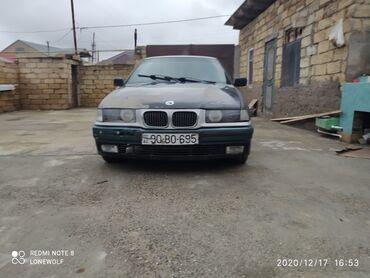 bmw 318 1994 - Azərbaycan: BMW 318 1.8 l. 1992 | 340000 km