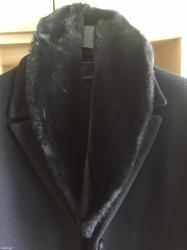 Μαυρο μακρυ παλτο σε αριστη κατασταση σε Athens